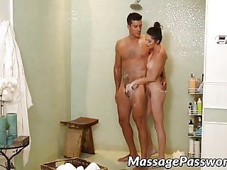 Hot slut Silvia Saige hammered by Ramon Nomars hard cock