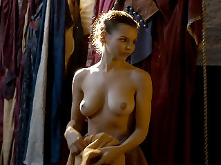 Eline Powell Nude Scene In Game of Thrones Series