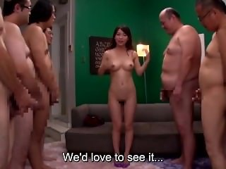 JAV milf Kaho Kasumi strip for juice men Subtitles