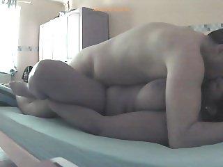 BBW ebony sexfriend spycam 2