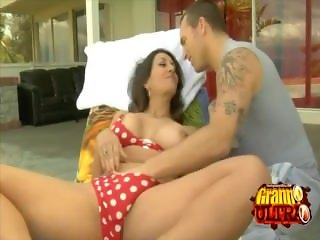 Cock Sucking Persia Monir Fingered And Pussy Licked