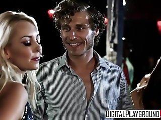 DigitalPlayground - Aaliyah Love Michael Vegas - Make My Wif