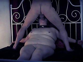 Slave BBW pig extreme rough sex spanking fisting torture cim