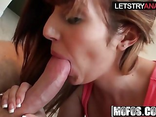 Lauren Phillips - Get a Deep Stretch - Lets Try Anal