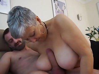 Fodendo Granny gostosa