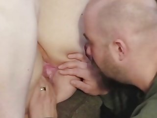 4K- Black Socks Fetish, Eating Slutty Pussy PT.1