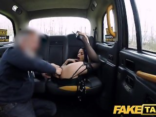 Fake Taxi Petite British minx loves anal booty call with horny taxi driver