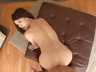 Her BF fucking her mouth and her tight vagina
