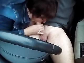 suck in car