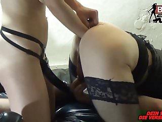 Anal Fisting bei DWT von deutscher femdom lady milf