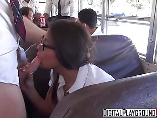 DigitalPlayground - Jake Jace Natalie Monroe - The School Bu