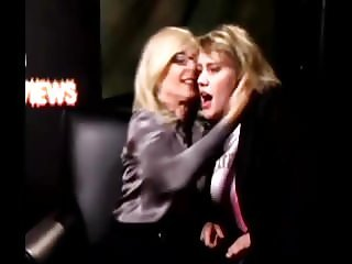 Nina Hartley and Kate Mckinnon
