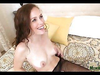 Mom's Hotel Room Affair