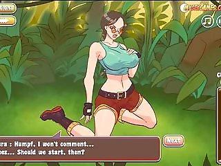 Porn Bastards: Lara Croft