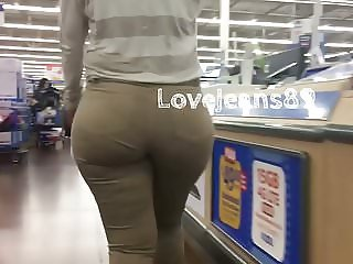 True Bubble PAWG in Khaki Jeans.