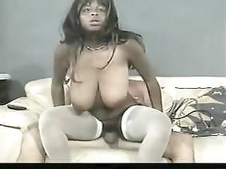 Huge Floppy Tits Nurse Lola Lane Fucked Stockings