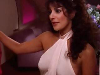 Marina Sirtis aka Counselor Deanna Troi