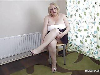 Big wobbly tits